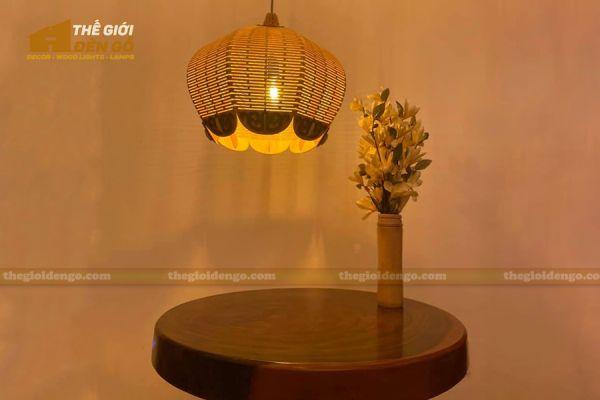 Thế Giới Đèn Gỗ - Đèn gỗ trang trí DG297 - 7