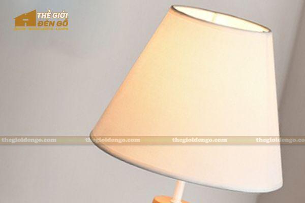 Thế Giới Đèn Gỗ - Đèn gỗ trang trí để bàn DGB027-3