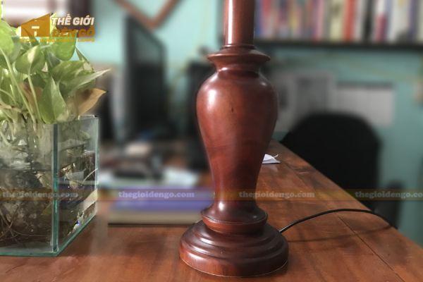 Thế Giới Đèn Gỗ - Đèn gỗ trang trí để bàn DGB021 - 2