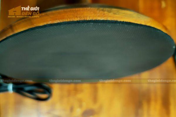 Thế Giới Đèn Gỗ - Đèn gỗ trang trí để bàn DGB026-4