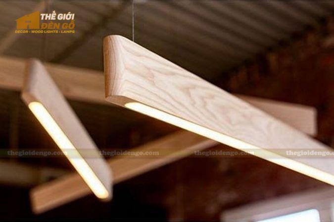 Thế Giới Đèn Gỗ - Đèn gỗ trang trí dg268