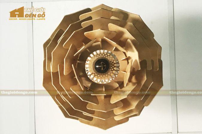 Thế Giới Đèn Gỗ - Đèn gỗ trang trí DG294-9