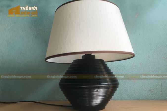 Thế Giới Đèn Gỗ - 15 mẫu đèn gỗ trang trí hot nhất đầu năm 2020 - TGDG-18