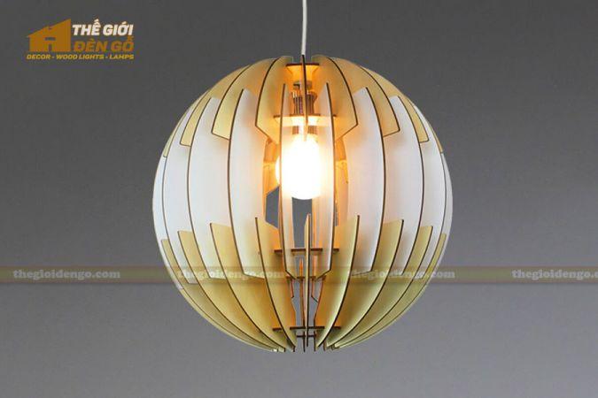 Thế Giới Đèn Gỗ - 15 mẫu đèn gỗ trang trí hot nhất đầu năm 2020 - DG283