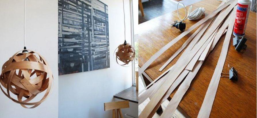 Thế Giới Đèn Gỗ - Cách làm đèn ngủ handmade bằng gỗ