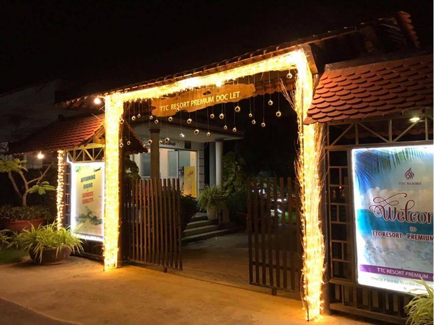 Thế Giới Đèn Gỗ - Dự án TTC Resort Premium Dốc Lết Ninh Hòa